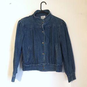 Vintage denim jackets